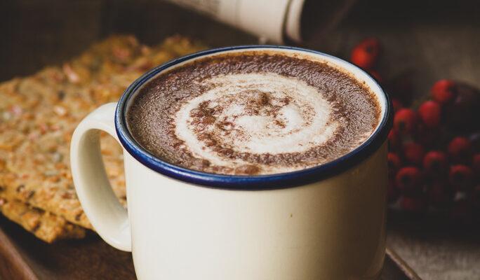 Kohvi-kakaojook (kofeiinivaba)